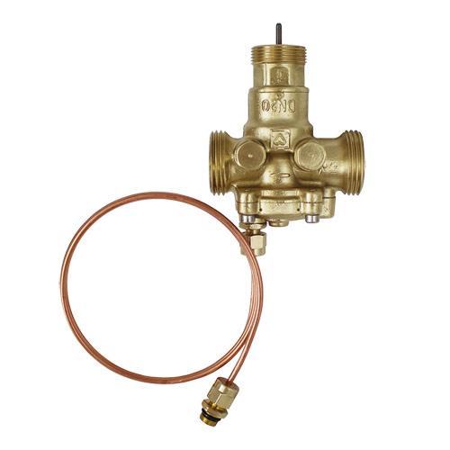 HERZ regulator diferencijalnog pritiska sa integrisanim regulacionim, zaustavnim i zonskim ventilom