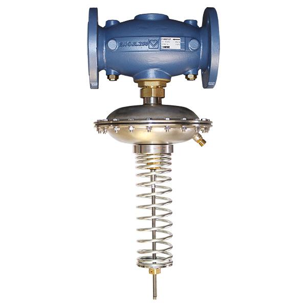 Regulator diferencijalnog pritiska sa prirubnicama F 4007