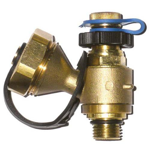 Merni ventil sa priključkom za impulsni vod