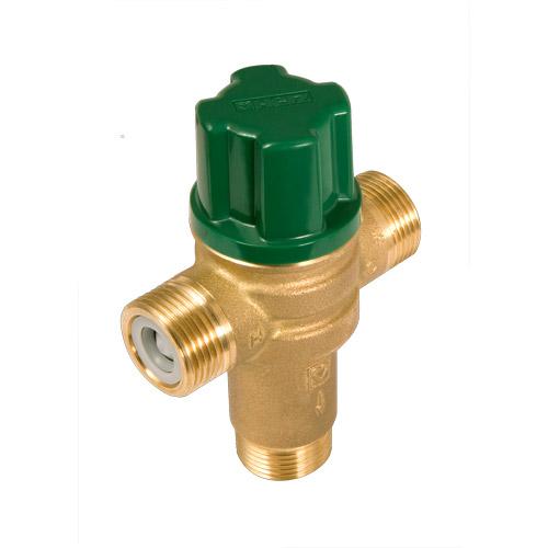 Trokraki mešni ventil MIX 160 mešni i temperaturno sigurnosni ventil TMV 2
