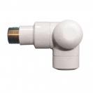 "TS-90-termostatski ventil DE LUXE, 3-osni ""CD"""