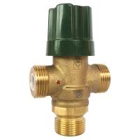 Trokraki mešni i temperaturno sigurnosni ventil TMV