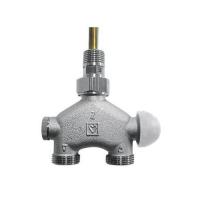 VUA-50 četvorokraki termostatski ventil sa četiri priključka za dvocevne sisteme, priključak M 30 x 1.5