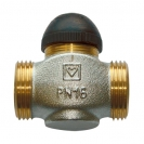 Termostatski prolazni ventil