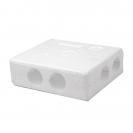 Zaštitna kutija za neukrštajući T-komad, stiropor