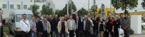 Druga poseta projektanata fabrici u Beču i Pinkafeldu