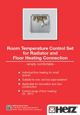 Room Temperature Control Set