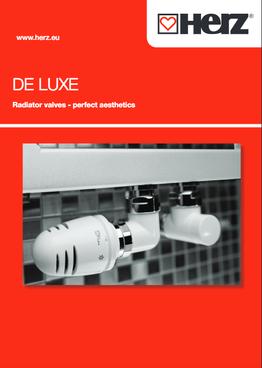 Termostatski ventili <br> DELUXE
