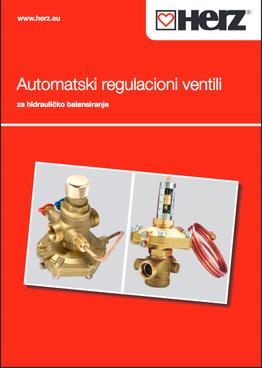 Automatski balansni ventili