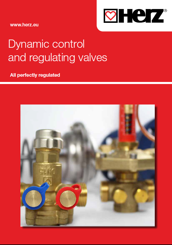 Dynamic control and regulating valves