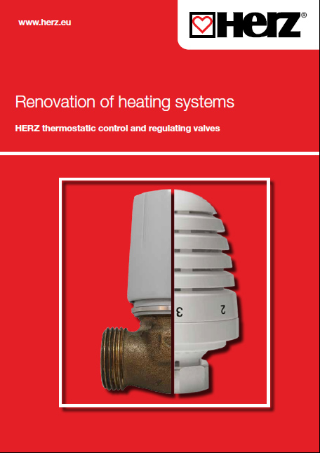 Renovation of heating systems