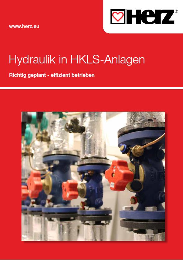 Hydraulik in <br> HKLS Anlagen