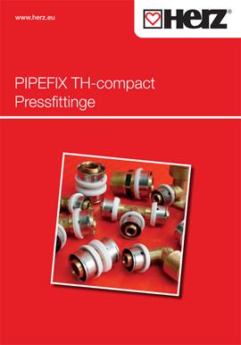 PIPEFIX TH-compact  Pressfittinge